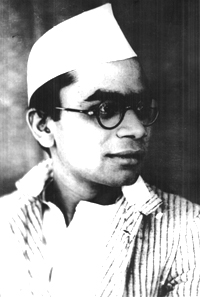 photo of Lohia after returning from Berlin 1934